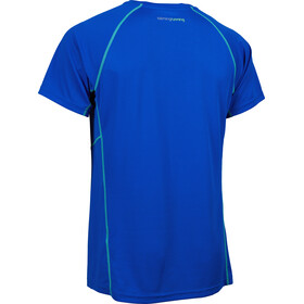 Salming SS Tee Men Blue/Mixed